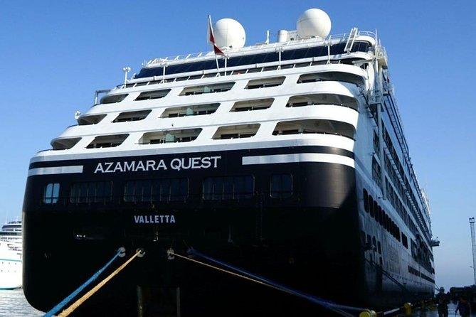Private transfer, Azamara Quest, Venice port cruise terminal, Marco Polo airport
