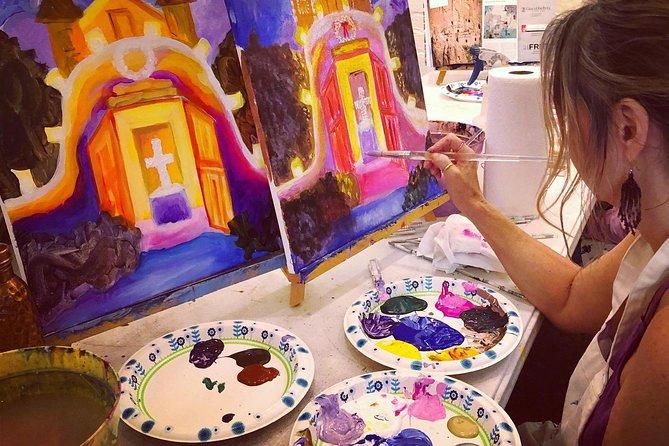 Santa Fe Creative Painting Experience