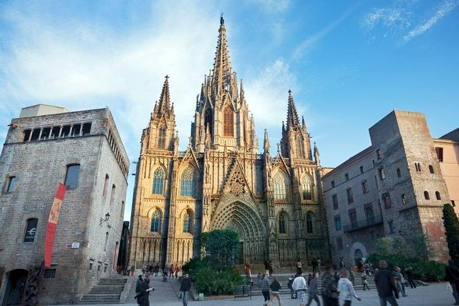 Skip the Line: Cathedral of Barcelona Ticket
