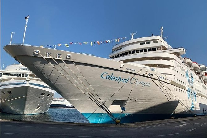 Private transfer, Celestyal Olympia, Venice cruise terminal, Marco Polo airport