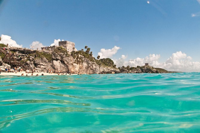 Full day tour to visit Tulum, Coba, Cenote and Playa del Carmen the best price