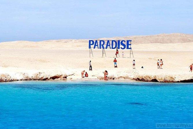 Paradise Island Snorkeling Sea Trip - Hurghada
