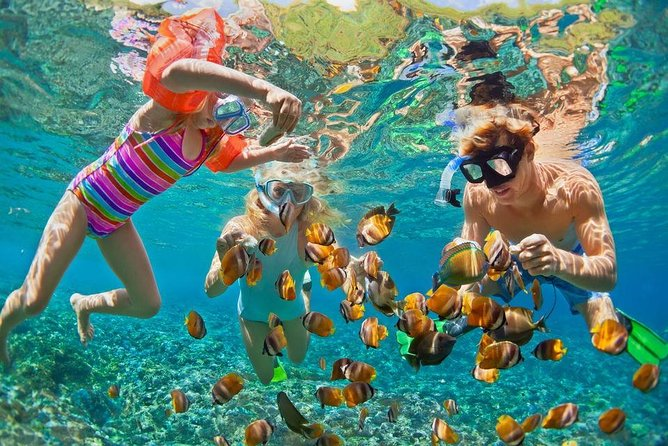 Full day Giftun Island Snorkeling Sea Trip With Water Sports -Vesper- Hurghada
