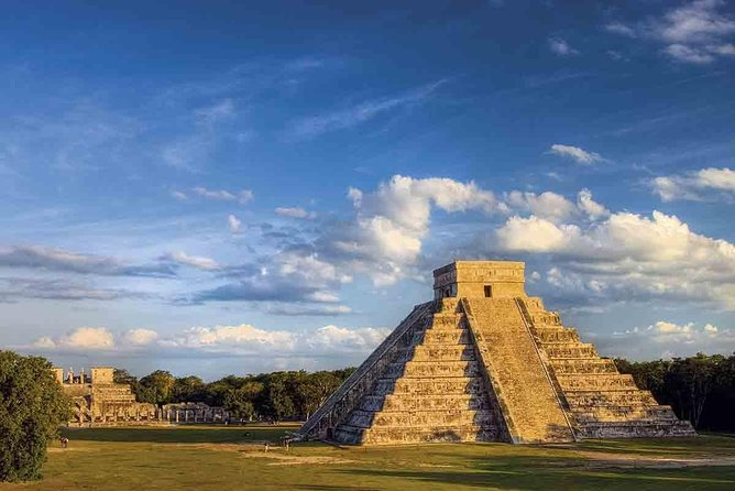 Tour Chichen Itza, Cenote & Valladolid from Playa del Carmen photo 1