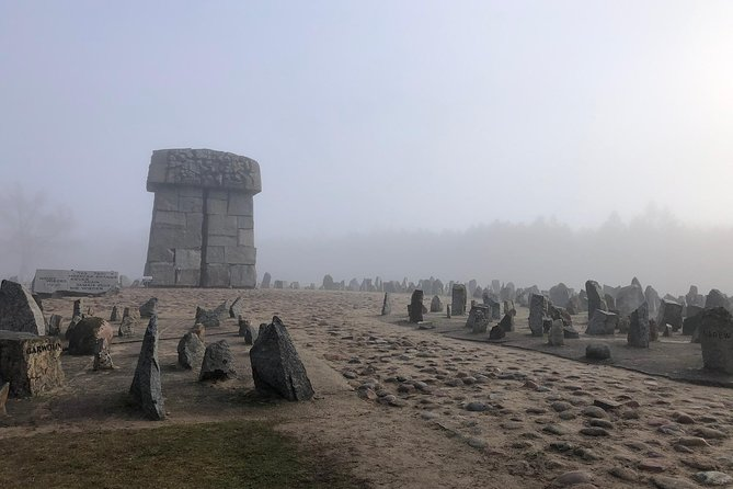 Treblinka Concentration Camp Tour and Nazi ideology explanation