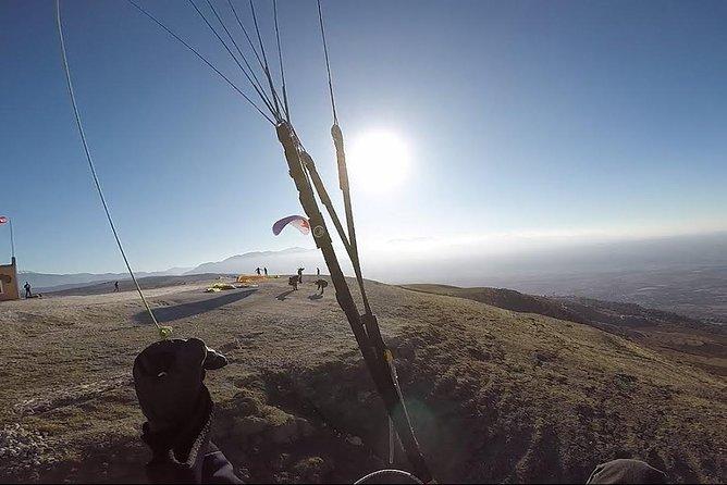 Marrakech paragliding at Agafay Desert