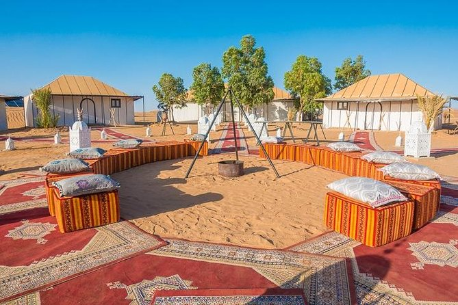 3 Day Desert Tour from Marrakech to Merzouga (Private Trip & Camel Trek to Camp)