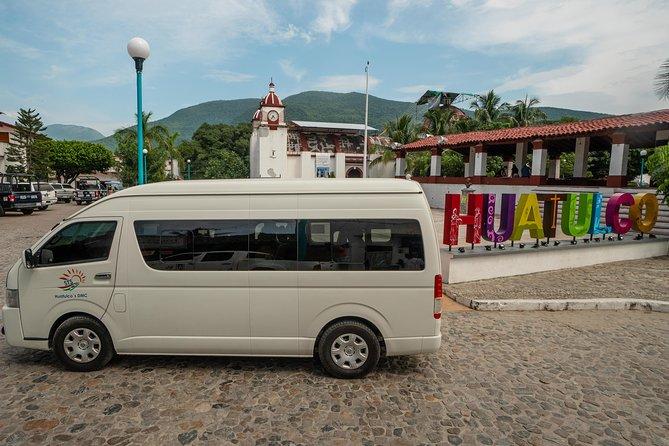 Huatulco - Easy Airport Shuttle Service