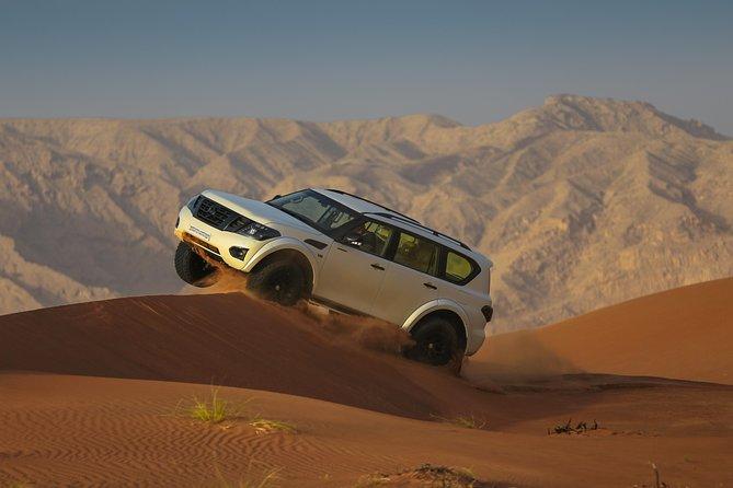 Premium Red Dunes Desert Safari Tour
