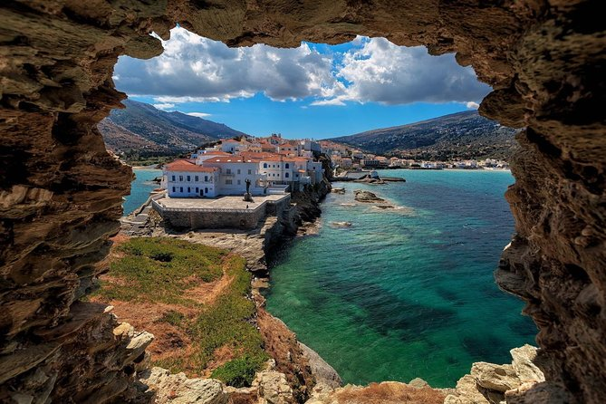 Andros Full Day Sightseeing Tour
