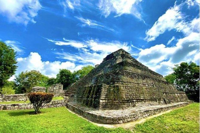 Excursion: CHACCHOBEN mayan ruins