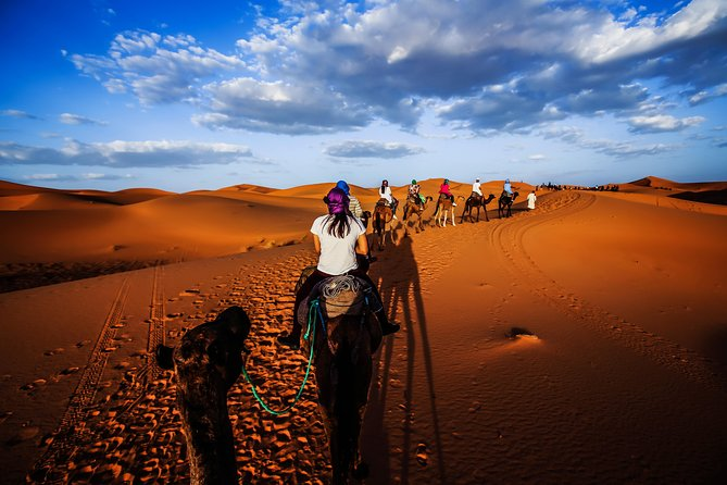 Fez to Marrakech Via Merzouga desert tour 3days