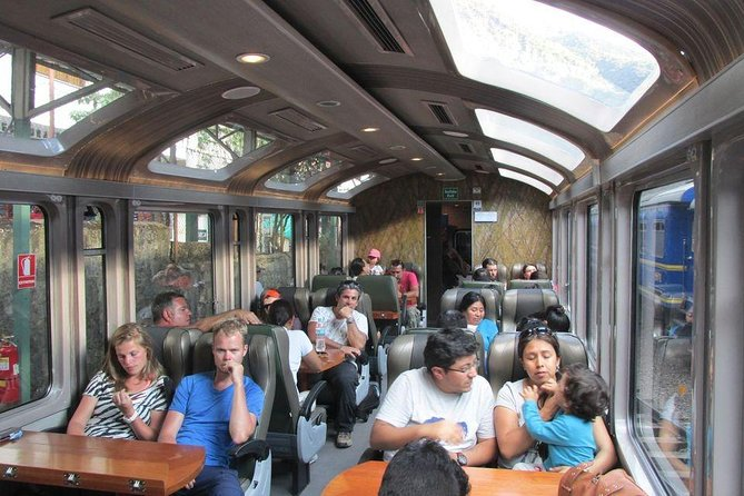 Machu Picchu By Train (2 Days) photo 3