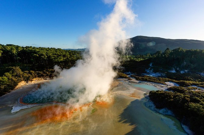 Waiotapu Thermal Wonderland - Private tour