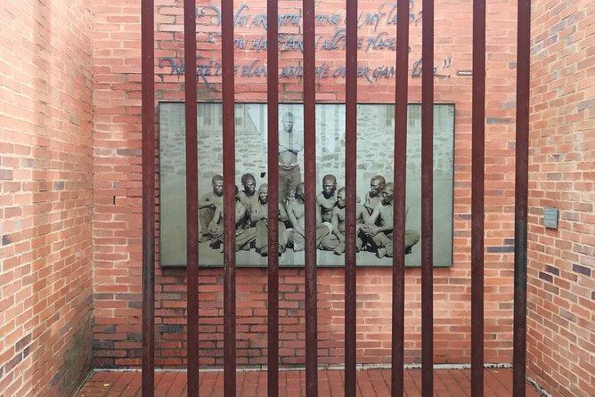 Apartheid Museum and Johannesburg