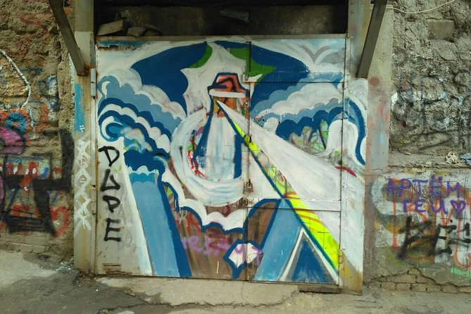 Street Art Walking Odesa photo 4