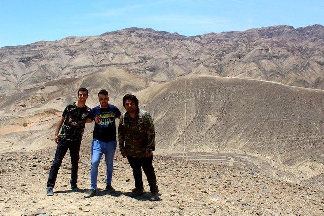 Nasca Lines Land Tour