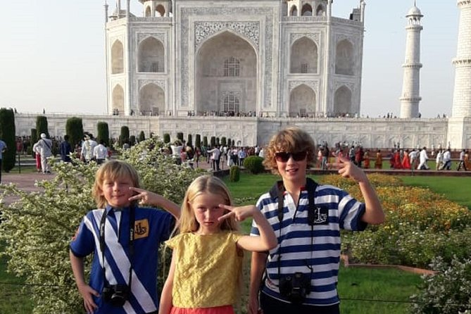 Day Trip to Agra (Guided Sightseeing Tour)