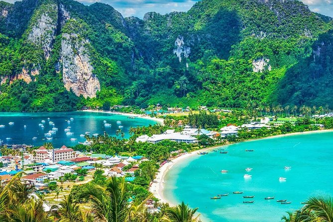 Phiphi Day Trip with Viewpoints (Not enter National park)