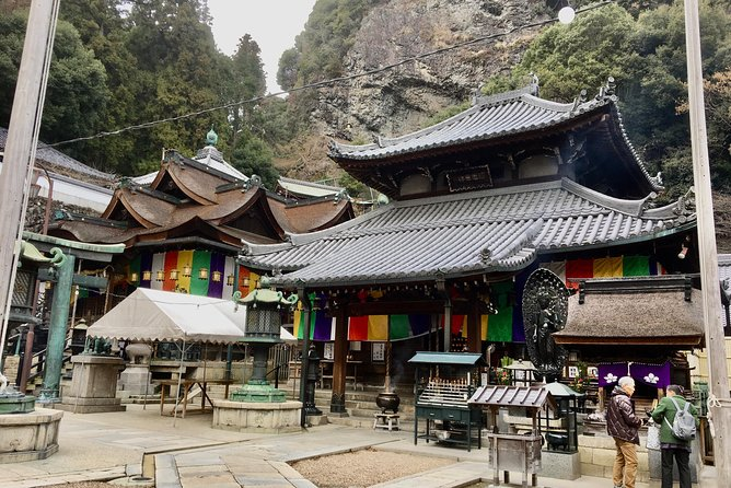 Full-Day Private Guided Tour to a Japanese Mountain near Osaka: Ikoma