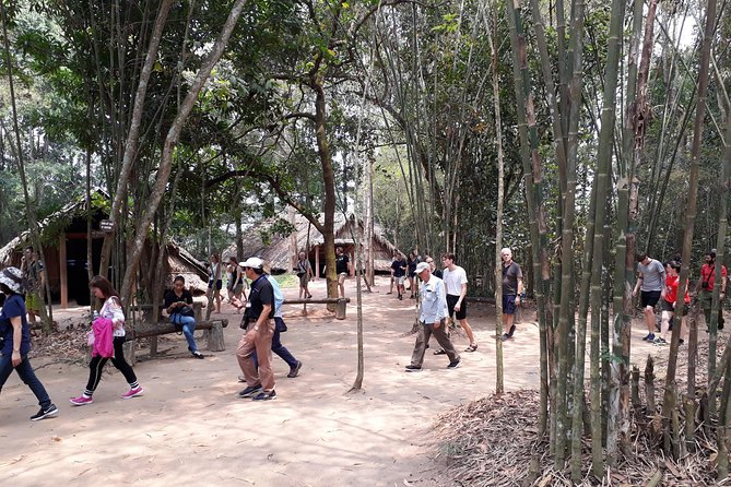 Private Shore Excursion Ho Chi Minh City or Cu Chi Tunnels from Phu My Port