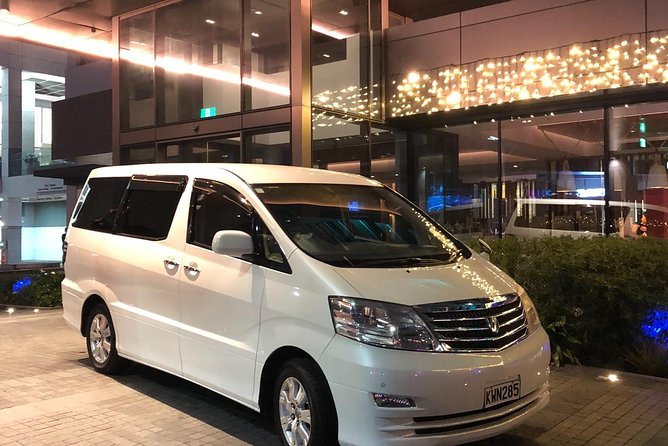 Private Luxury Auckland City To Auckland Airport Transfer