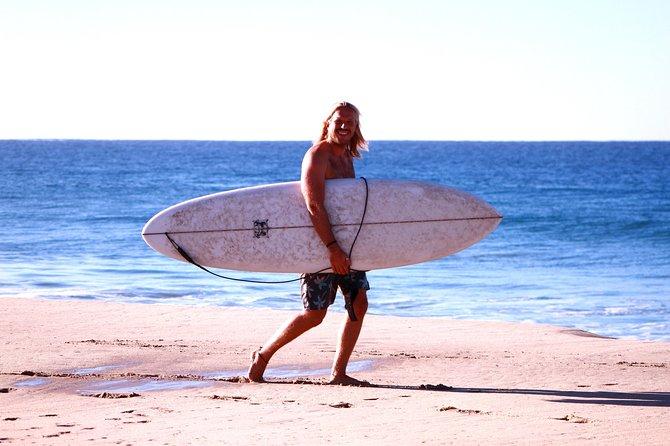 Fun Surf Lesson & Tacos
