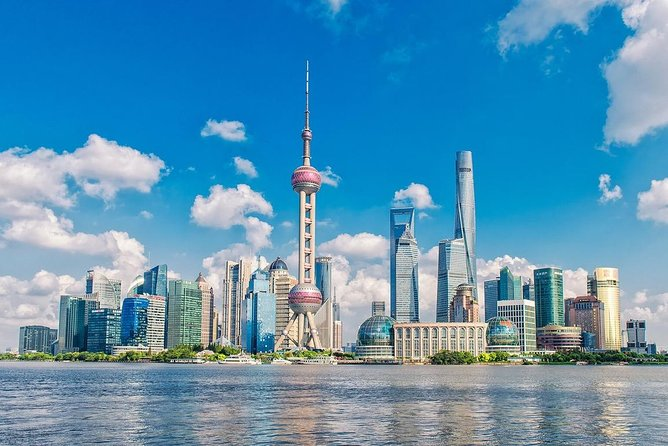 1 Day Shanghai Airport Layover Private Tour for City Highlights