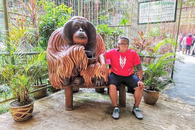 Full Day Ipoh City Tour And Bukit Merah Orang Utan Island