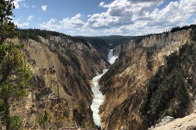 Private 3-Day Tour of Yellowstone & Grand Teton from Salt Lake City