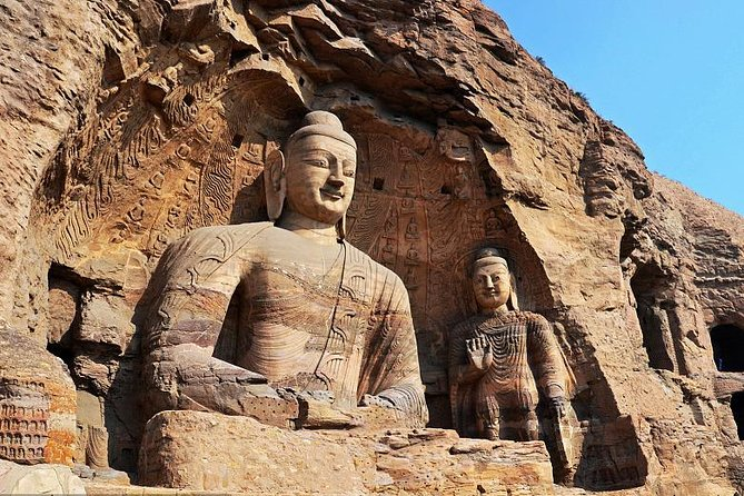 Private All-inclusive Day Tour: Yuangang Grottos and Hanging Temple