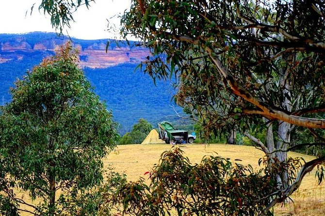 Blue Mountains Into The Wild Overnight Camping 4WD Off Road Wilderness Adventure