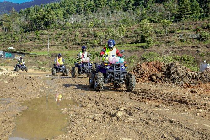 Quad Bike (ATV) in Nepal
