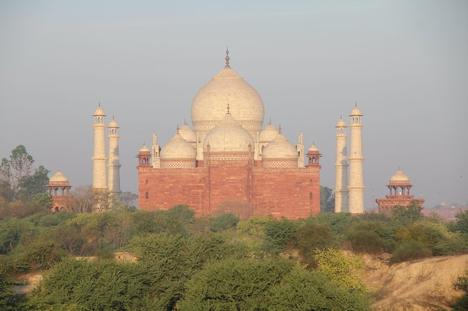 Dawn In The Beauty of Taj - By Car From Delhi (All Inclusive Tour)