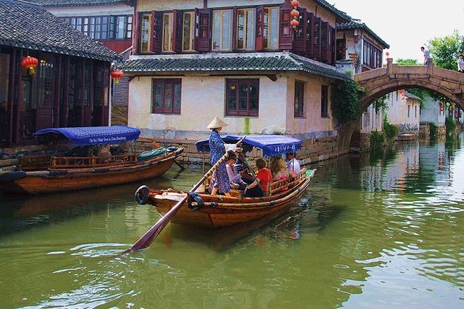 No. 1 Zhouzhuang Water Town Layover Tour from Shanghai Airport photo 2