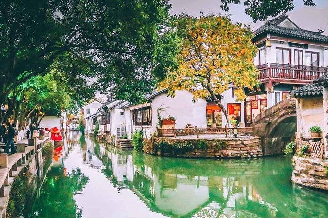 No. 1 Zhouzhuang Water Town Layover Tour from Shanghai Airport