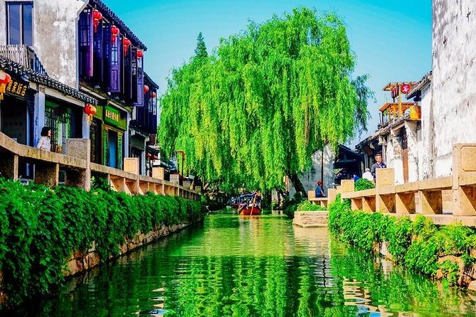 No. 1 Zhouzhuang Water Town Layover Tour from Shanghai Airport photo 3