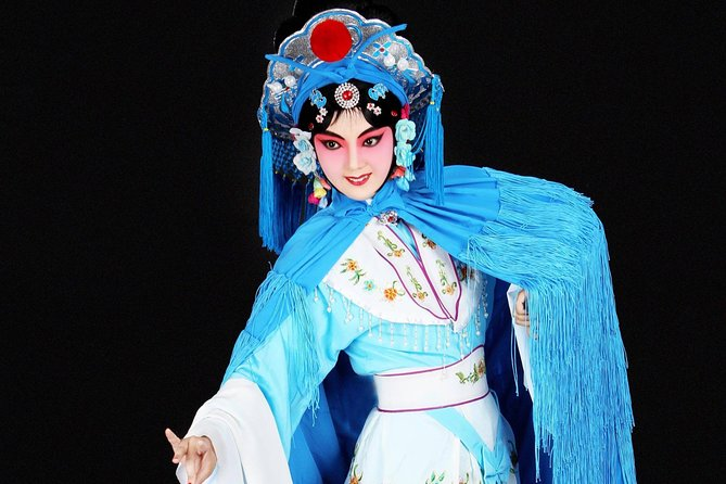 Peking Opera Show with Private Driver Service Include Hotel Pick-up and Drop-off