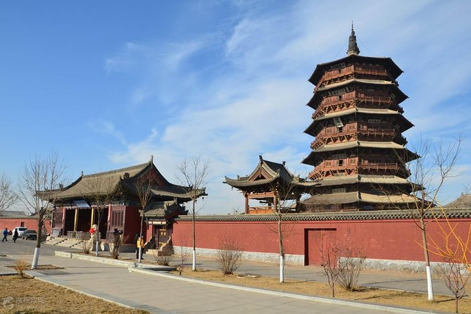 All Inclusive Datong Private Tour to Hanging Temple and Yingxian Wooden Pagoda photo 6