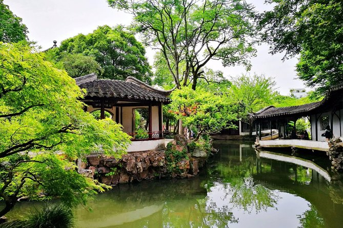 3 Days Shanghai Suzhou Tour Package with Airport Transfer