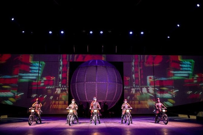 Shanghai ERA-Acrobatic Show Ticket with Private Transfer