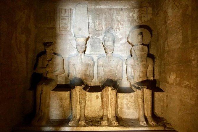 Abu Simbel sun festival from Luxor