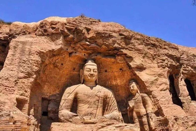 2-Day Private Tour to Datong City Highlights from Beijing by Bullet Train