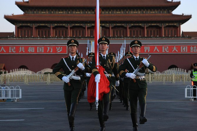 Lama Temple, Hutong ,and Forbidden City ,Jingshan Park Private Driver Service