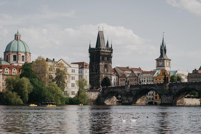 7 Day Rail Tour - Prague, Berlin & Amsterdam