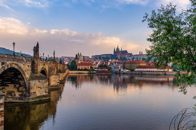 Excursão ferroviária de 7 dias - Praga, Berlim e Amsterdã