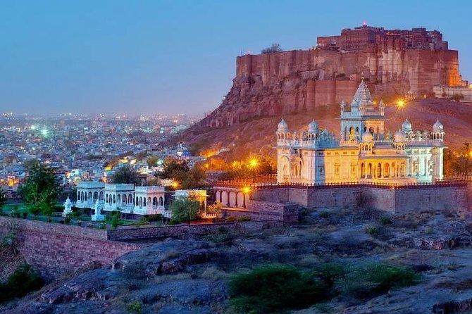 12-Days Luxury Tour of Delhi,Agar & Rajasthan Includes,Hotel,Car & on Board WiFi