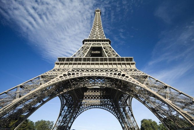 Eiffel Tower Second Floor Access Guided Visit
