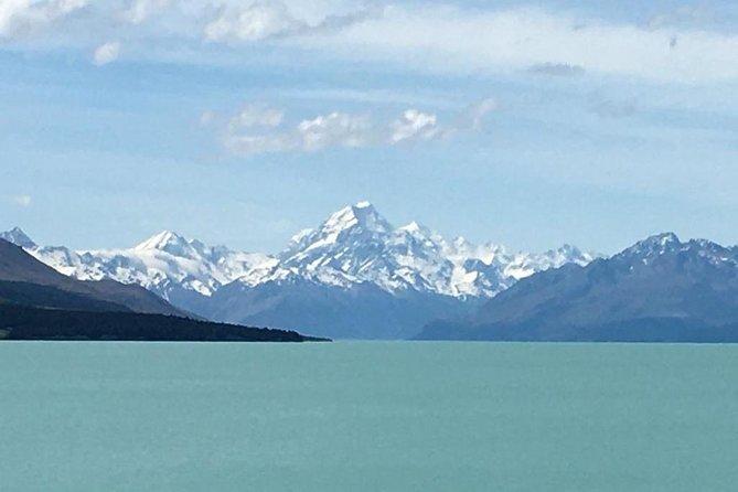 DAY TRIP Christchurch to Tekapo & Aoraki/Mt Cook (One-Way or Return)