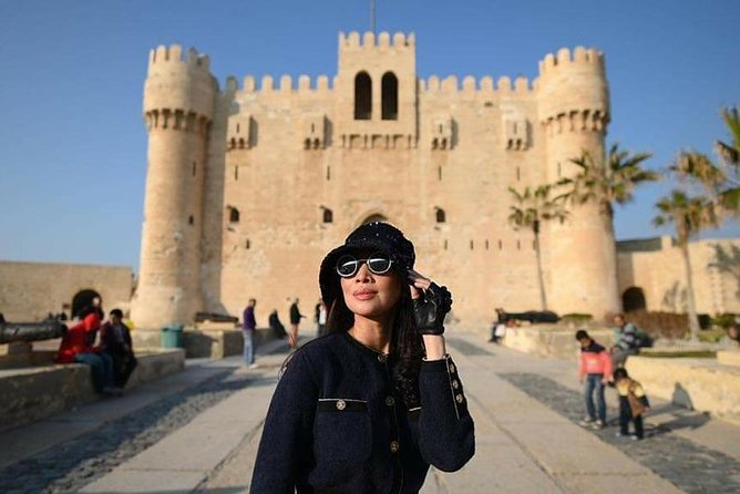 Private Tour to Alamein and Alexandria in Egypt